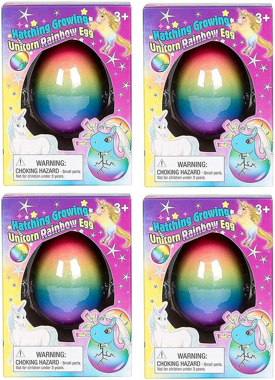 Large Unicorn Grow Egg