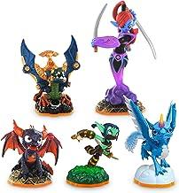$24 » Skylanders Giants Pack (Drobot / Giant Ninjini / Spyro S2 / Stealth Elf / Whirlwind) (No Retail Package)