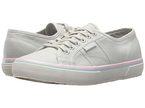 Womens Athletic Shoes superga slip on 2750 cotu alluminum cc3q62r4