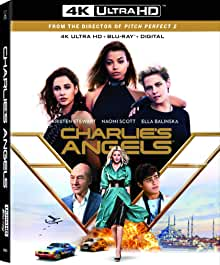 CHARLIE'S ANGELS arrives on Digital Feb. 18 and on 4K Ultra HD, Blu-ray, DVD March 10 from Sony Pictures