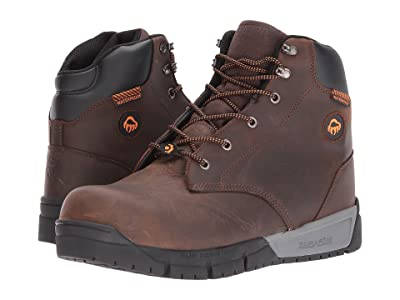 Wolverine Mauler LX Mid CarbonMAX Boot (Brown) Men