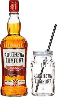 Southern Comfort Original in Geschenkpackung mit Glas 1 x 0.7 l