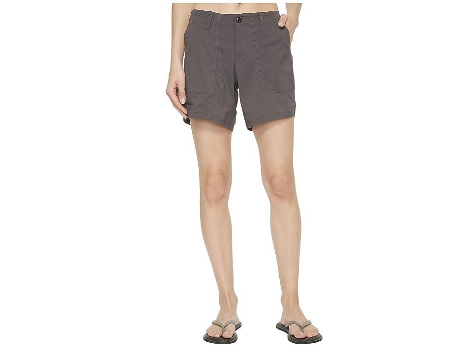 The North Face Aphrodite Ridge Shorts (Graphite Grey) Women