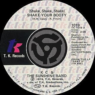 [Shake, Shake, Shake] Shake Your Booty / Boogie Shoes [Digital 45]