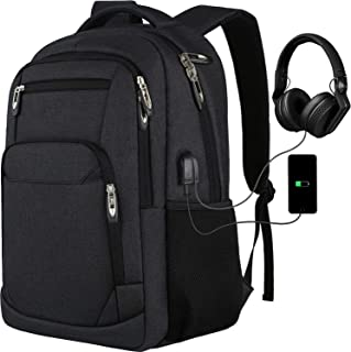 Backpack for Men and Women,School Backpack for Teens,Laptop Backpack with USB Charging Port