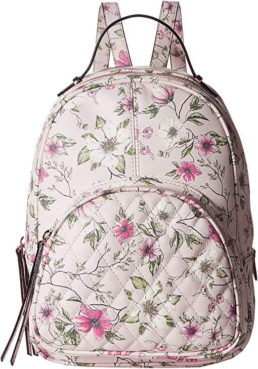 Light Pink Base Floral Print Q2