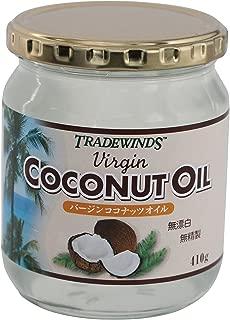 正栄  バージンココナッツオイル410g(国内パック)