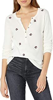 Best lucky brand embroidered top Reviews
