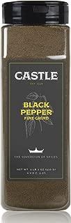 fine black pepper
