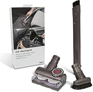 Car Cleaning Kit with Tangle-free Turbine tool