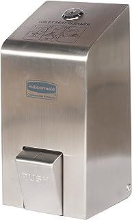 Rubbermaid Commercial Products Spray nettoyant de siège et poignée-Inox-Lot de 12