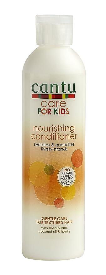 グリット半ば革新Cantu Care for Kids Nourishing Conditioner, 8 fl oz