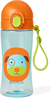 Skip Hop Zoo Lock-Top botella de deporte, perro, Multi