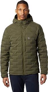 Mountain Hardwear Super/DS フード付きダウンジャケット メンズ ハイキング キャンプ 登山 日常用