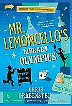 mr.lemoncello's library olympics