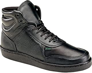 Thorogood 834-6444 Men's Code 3 Mid-Cut Boot Black