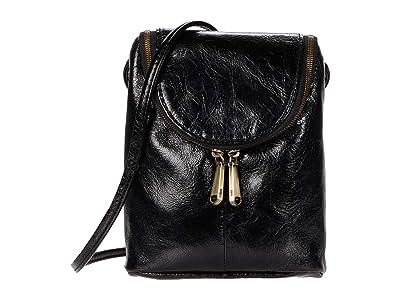 Hobo Fern (Black Vintage Hide) Handbags