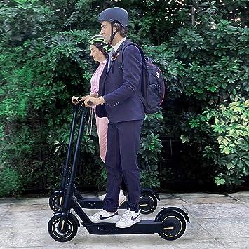 DWjoy Patinetes Eléctricos, Scooter Eléctrico Plegable de 10 ...