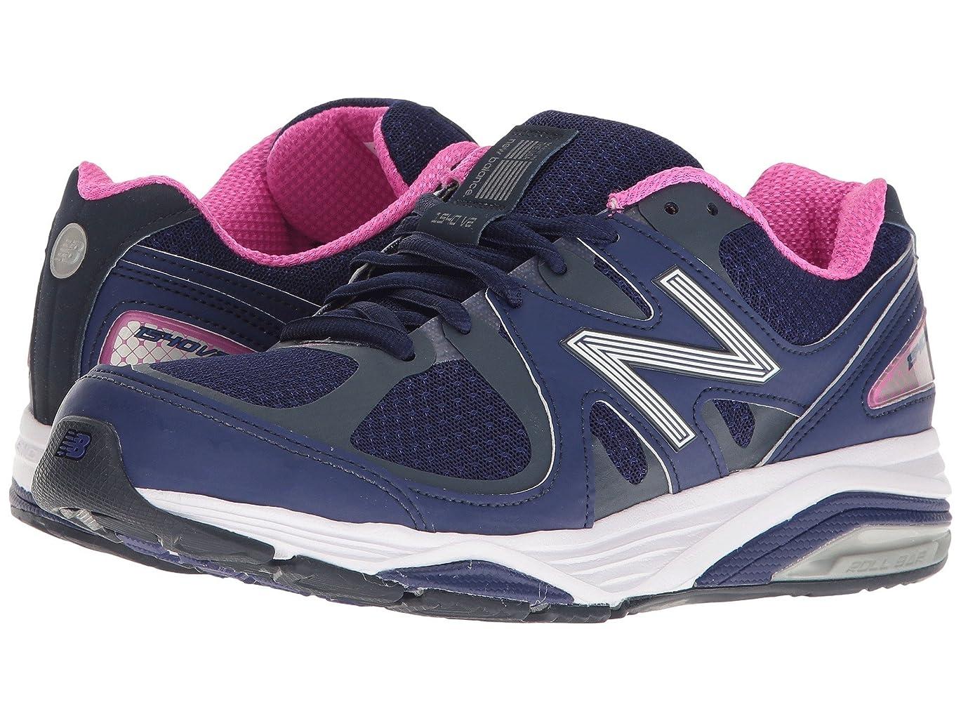 国民聖歌唯一(ニューバランス) New Balance レディースランニングシューズ?スニーカー?靴 W1540v2 Basin/UV Blue 7 (24cm) B - Medium