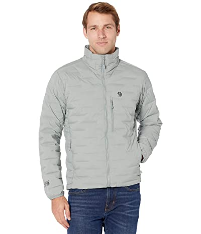Mountain Hardwear Super/DStm Stretchdown Jacket (Wet Stone) Men