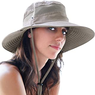 Fishing Hat and Safari Cap with Sun Protection | Premium Hats for Men and Women