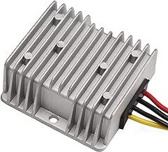 DROK Waterproof 60W Automatic Step Up/Down Voltage Regulator Stabilizer 10V-36V to 12V 5A