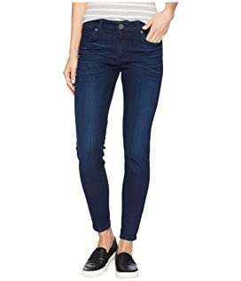 Donna Ankle Skinny Jeans in Influential