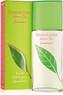 Green Tea Summer by Elizabeth Arden - perfumes for women - Eau de Toilette, 100ml