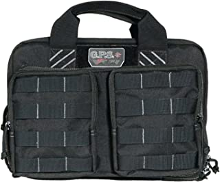 G.P.S. Tactical Quad Plus 2 Pistol Case