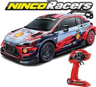 Ninco NincoRacers Hyundai I20 WRC. Coche Radio Control. Bate