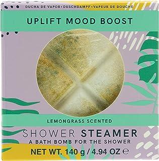 Lemongrass Uplift Shower Steamer, Aromatherapy Shower Scents, 140g (4.9oz)