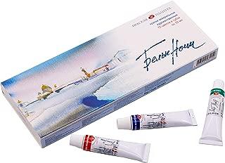 White Nights Artists' Watercolour - 12 x 10ml tube set