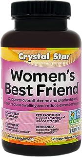 Crystal Star Women's Best Friend - 120 Vegetarian Capsules