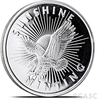 sunshine silver coin