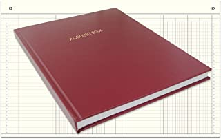 Accounting Ledger Book
