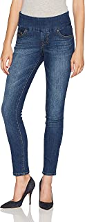 Jag Jeans Womens Jeans Blue US Size 4P Petite Skinny Pull On Stretch