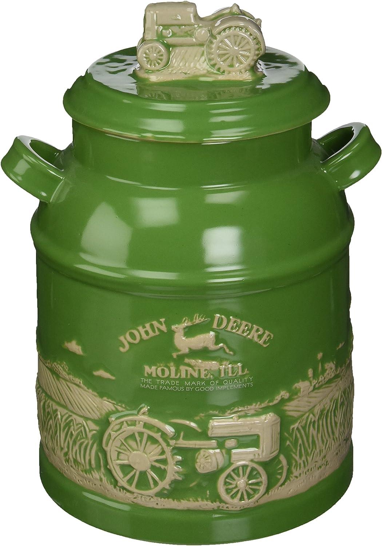M. CORNELL IMPORTERS 6934 John Jar Milk Can Deere Cookie Seattle Japan's largest assortment Mall