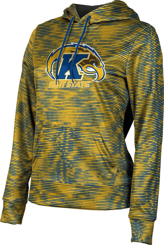 ProSphere Kent State University Girls' Pullover Hoodie, School Spirit Sweatshirt (Velocity)
