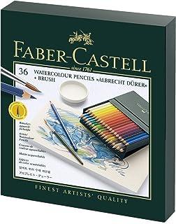 Faber-Castell Albrecht Durer Watercolour Pencils in Studio Box of 36, (18-117538)