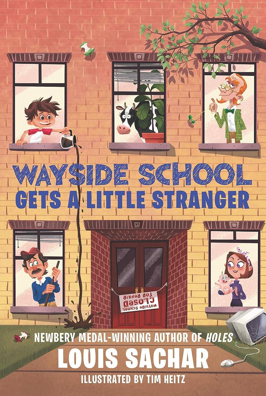 植木重荷儀式Wayside School Gets a Little Stranger (English Edition)