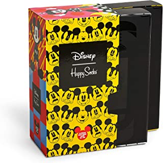 Happy Socks, Calcetines Disney x Pack-4 Caja Regalo