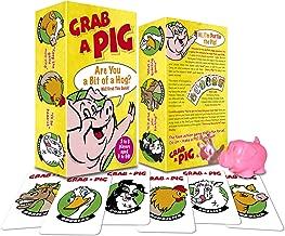 Grab a Pig Card Game