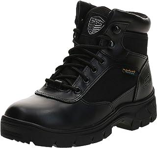 حذاء واسكانا بين عسكري وتكتيكي للرجال من سكيتشرز