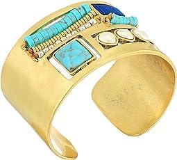Set Stone Cuff Bracelet