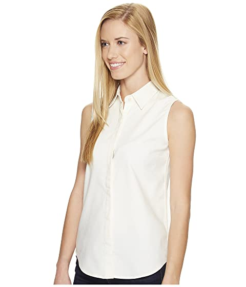 New And Fashion Cheap Sale Affordable United By Blue Sleeveless Sierra Shirt Ivory Best Store To Get For Sale Shopping Online For Sale Outlet Geniue Stockist mfztEshDaq