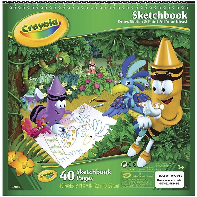 Crayola Sketchbook (3-Pack)