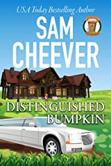 Distinguished Bumpkin: Page-Turning Cozy With Fun and Fabulous Fur Babies (Country Cousin Mysteries Book 8) Kindle Edition