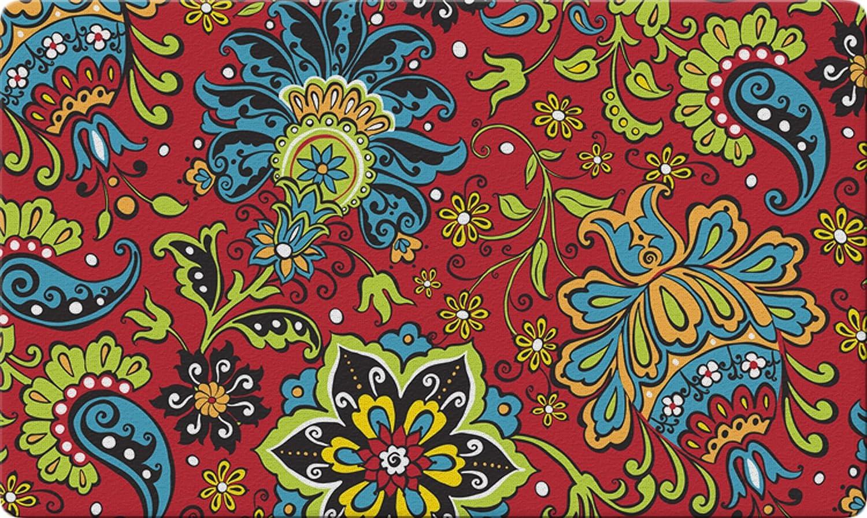 """Toland Home Garden 830009 Gypsy Garden 18"""" x 30"""" Recycled Mat, USA Produced"""