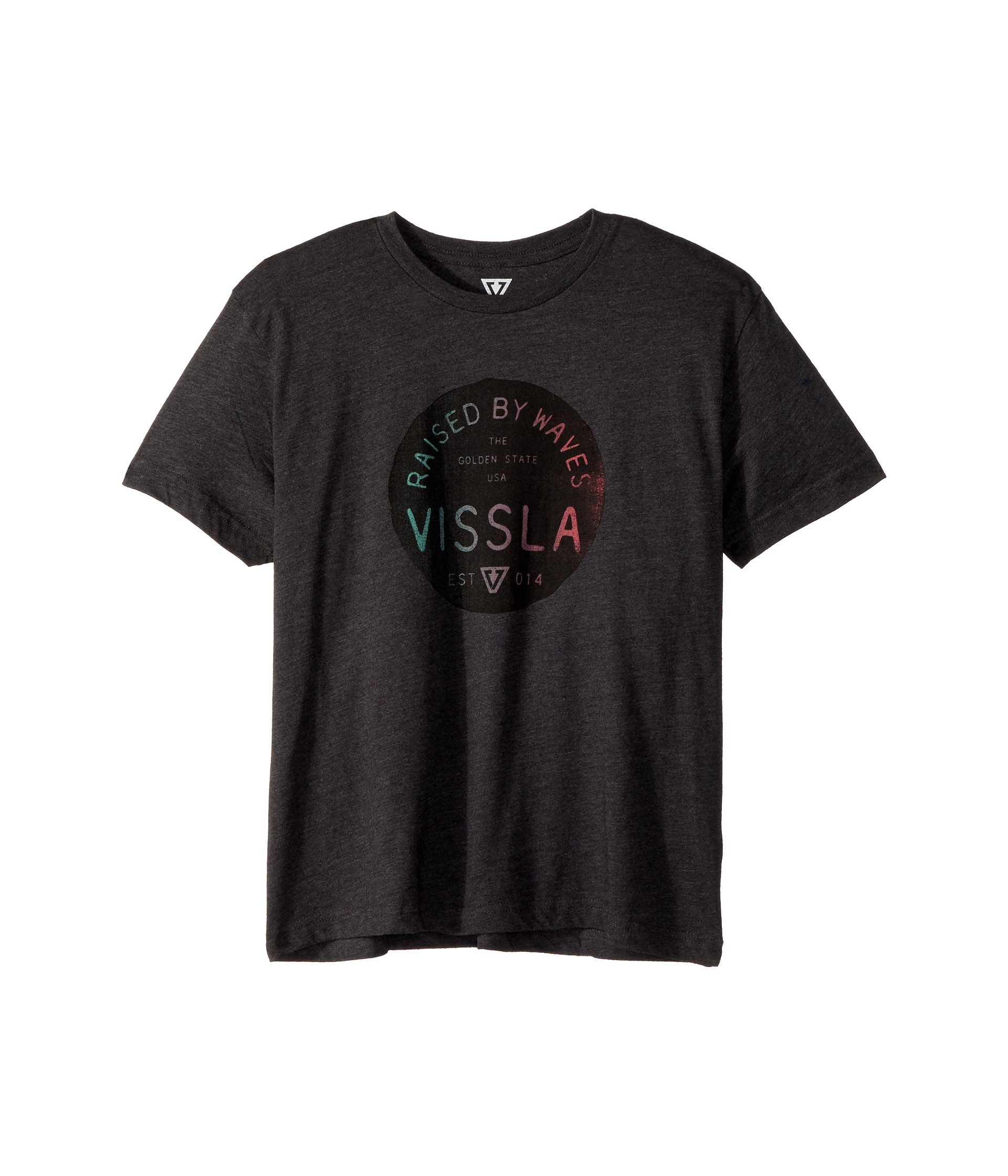 VISSLA Kids Shine On T-Shirt (Big Kids) at Zappos.com