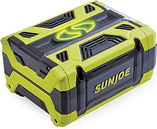 Sun Joe iON100V-5AMP 100-Volt Max 5.0-Amp Battery w/Built-in Dual USB Ports